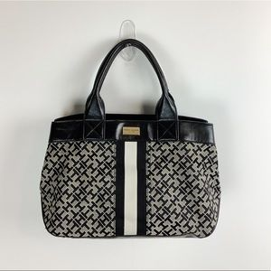 Tommy Hilfiger Signature Jacquard Handbag